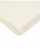 Fitted beige sheet